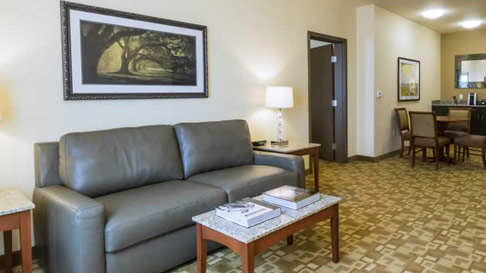 Casino Hotel Rooms Suites Boomtown New Orleans